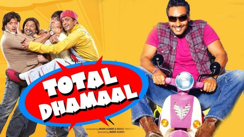 Total-Dhamaal-Bollywood Movie