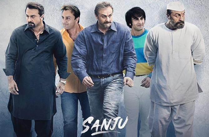 Race 3 vs Sanju Box Office Collection, Race 3 vs Sanju Review