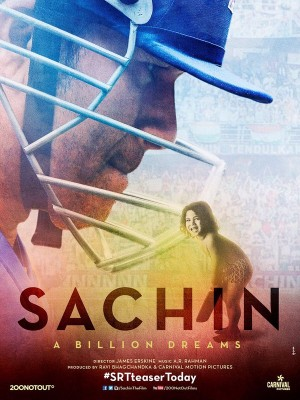 Sachin: a billion dreams- movie worldwide expectation and release date, cast crew