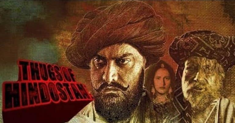 Thugs of Hindustan Review, Rating