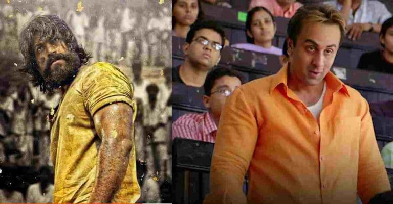KGF vs Sanju Box Office Collection, KGF vs Sanju Review
