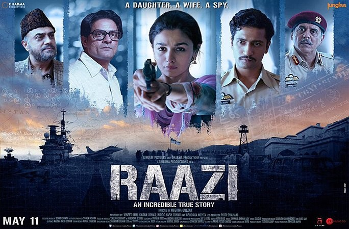 Raazi vs 102 Not Out Box Office Collection, Raazi vs 102 Not Out Review