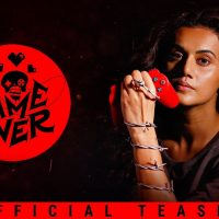 Khatrimaza leaks Taapsee Pannu's Game Over Full Movie Download for Free – 2019, HD, 720p, 1080p