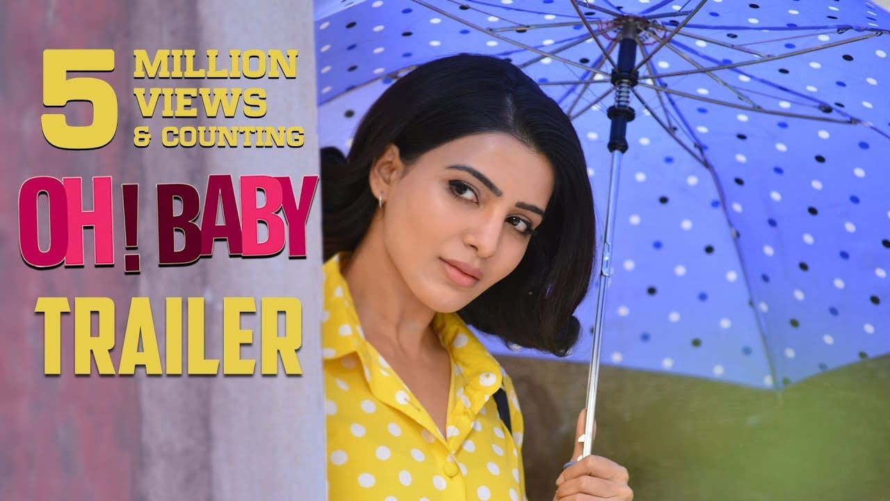 Samantha's Oh Baby Full Movie Download – 2019 Telugu, Watch Oh Baby Full Movie Online