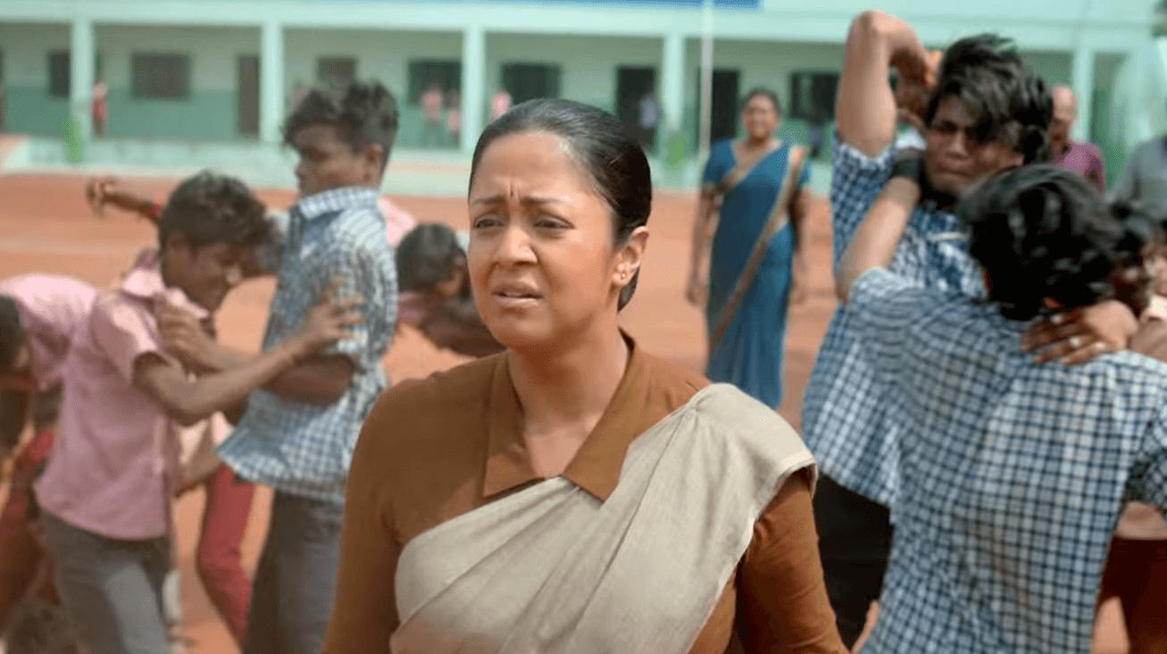 Raatchasi film Jyothika Emotional scene