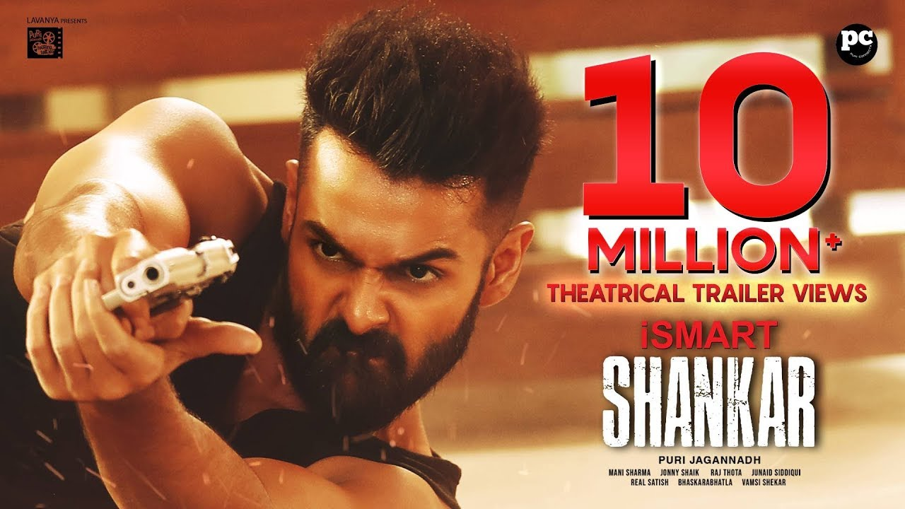 Download Ram Pothineni's Latest Action Film iSmart Shankar Full Movie Telugu, Tamil, Hindi Dubbed