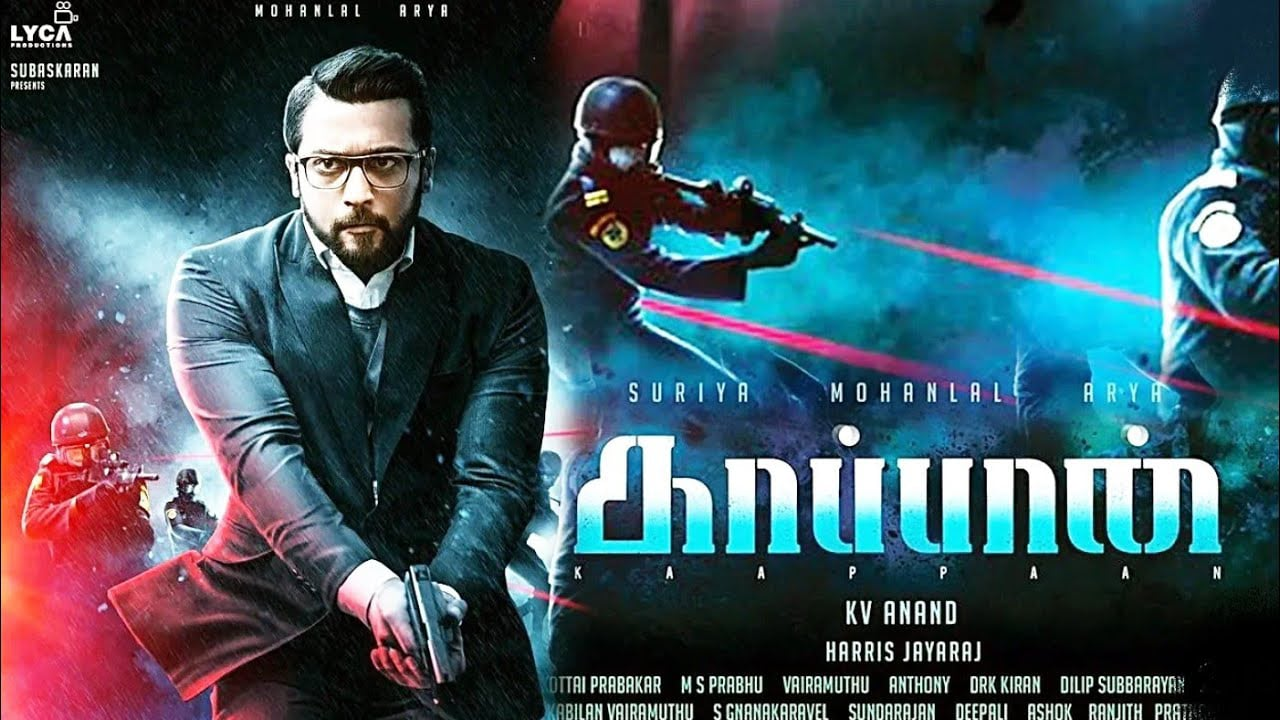 List Of Tamil Movies Releasing Movies In August 2019