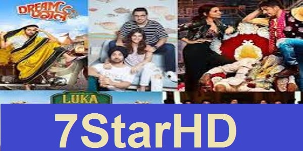 7StarHD 2019: Download Latest Bollywood South Hindi Dubbed Hollywood Movies