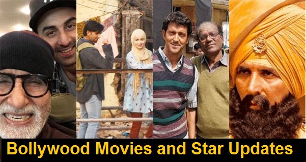 Bollywood movie and Star Updates