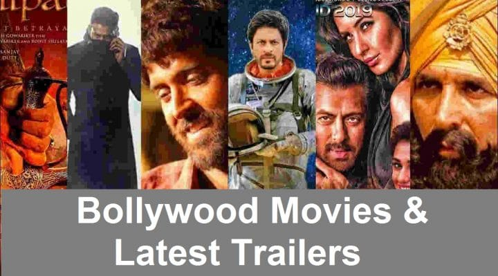 Bollywood movie and Trailers