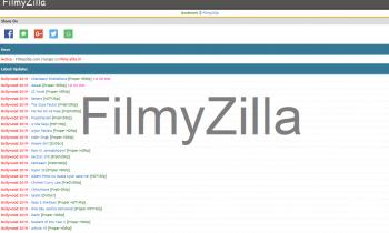 Filmyzilla 2019 Proxy Alternative Websites Latest