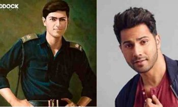 Varun Dhawan To Work On Arun Khetarpal's Biopic – Based on Second Lieutenant