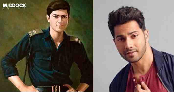 Varun Dhawan To Work On Arun Khetarpal's Biopic – Based on Second Lieutenant