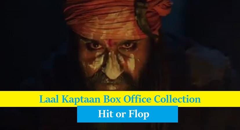 Laal Kaptaan Box Office Collection