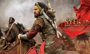 Chiranjeevi's Sye Raa Narasimha Reddy Leaked by Tamilrockers Online For Free Download