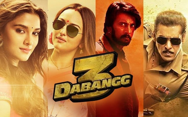 Dabangg 3 Full Movie Got Leaked Online By Tamilrockers & Filmywap in Hindi, Tamil & Telugu