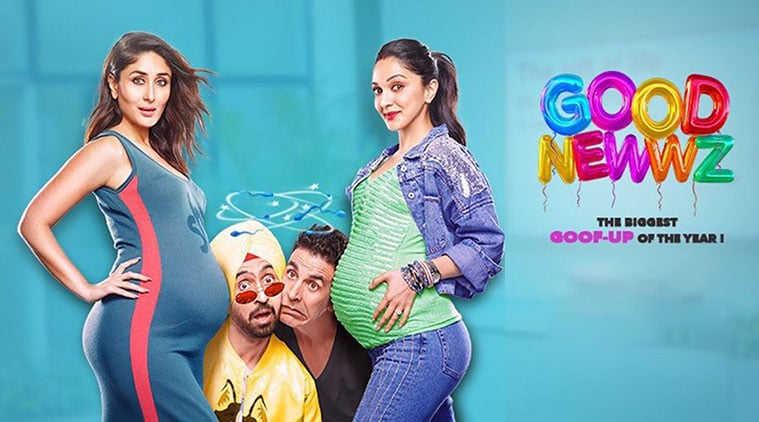 Good Newwz Full Movie Leaked For Download By Illegal Websites