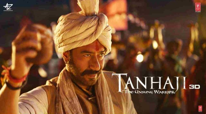 Tanhaji Full Movie Got Leaked Online By Tamilrockers, Pagalworld, Filmywap