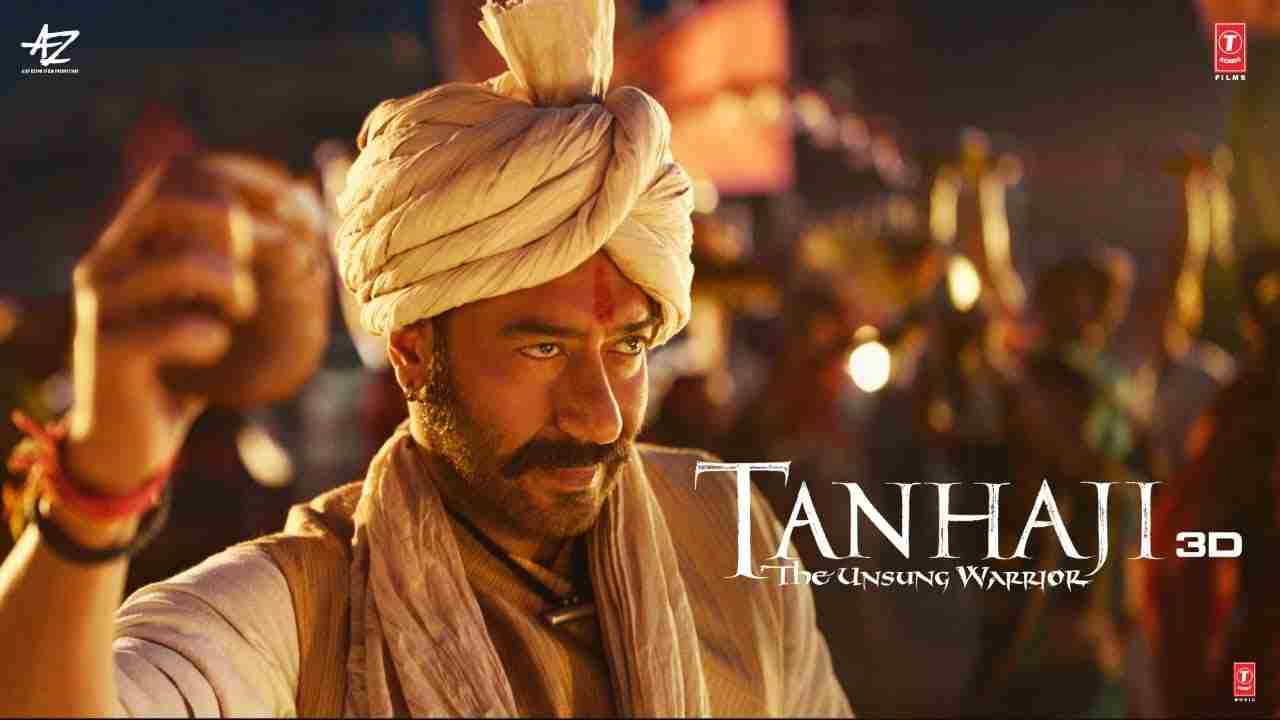 Tanhaji Full Movie Got Leaked Online By Tamilrockers, Pagalworld, Filmywap