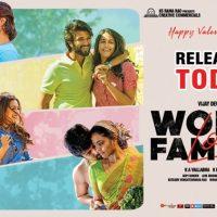 Vijay Deverakonda's World Famous Lover Leaked by Movierulz Online For Free Download