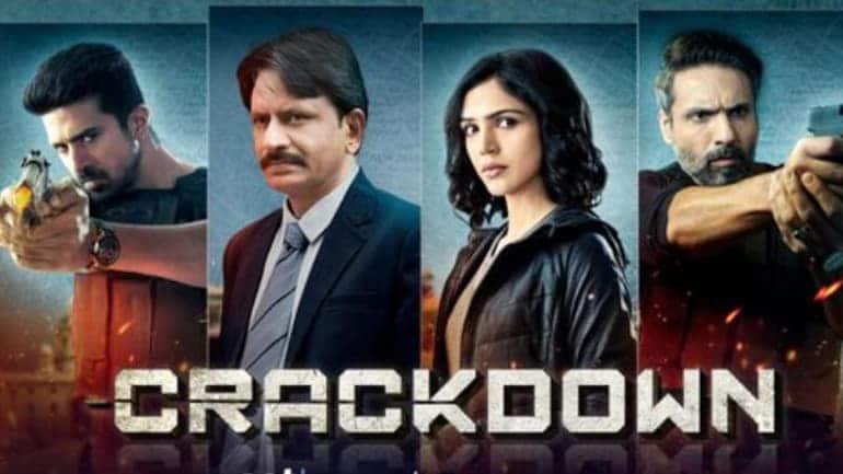 Crackdown Full Web Series Download