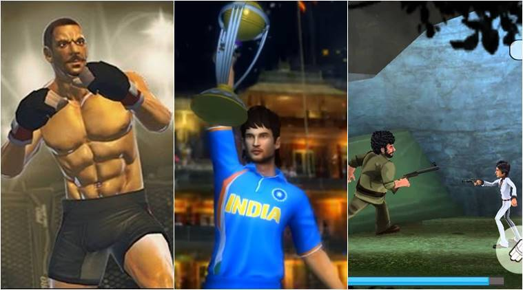 Famous Indian Movies about Online Games