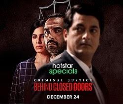 Criminal Justice Season 2 Leaked by Tamilrockers, Filmyzilla, Filmywap.