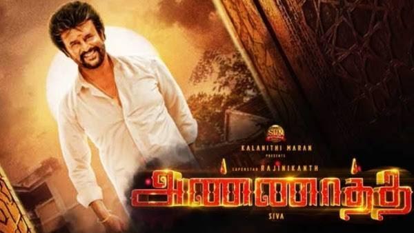 Rajnikanth's Annaatthe Full Movie Leaked by Tamilrockers