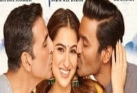 Atrangi Re Full Movie Leaked by FilmyZilla : Will the Flow Effect Movie's Business