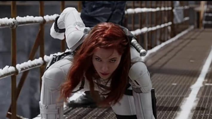 Marvel's Black Widow Full Movie leaked, Download from Tamilrockers