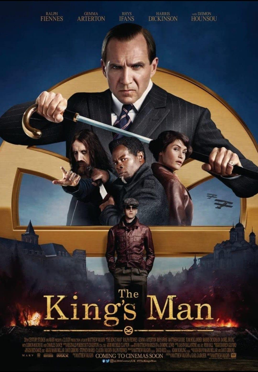 Kingsman 3 Full Movie Download