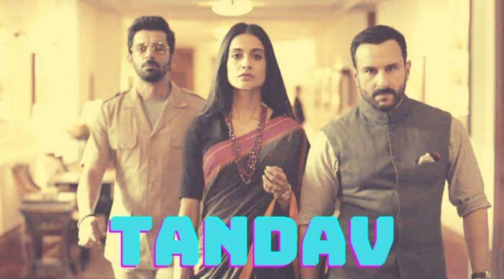 Tandav Web Series