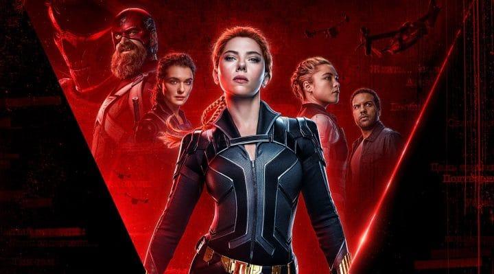 Black Widow upcoming Movie News