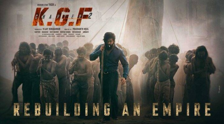 K.G.F Chapter 2 Upcoming Movie News