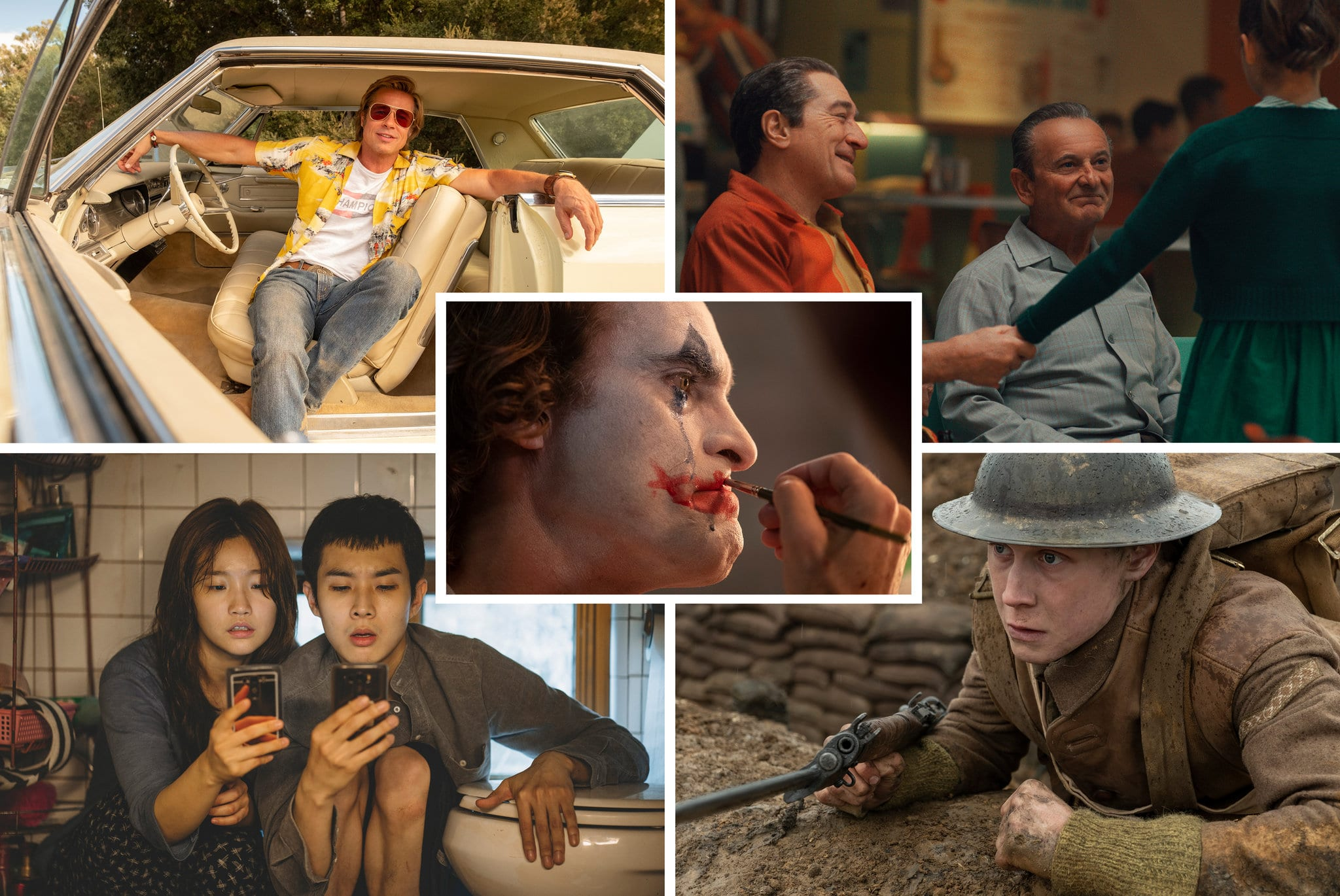 Five Factors for a Hit Movie