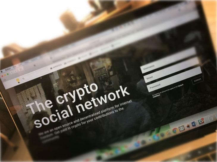 Social Media Platform Aims